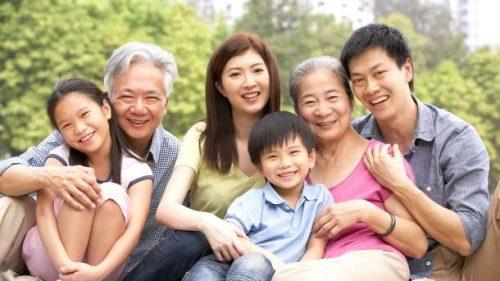 Điều kiện bảo lãnh cha mẹ định cư ở mỹ