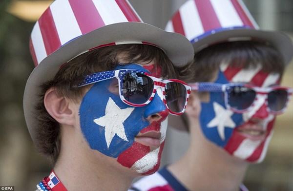 Văn hóa và con người trên đất Mỹ