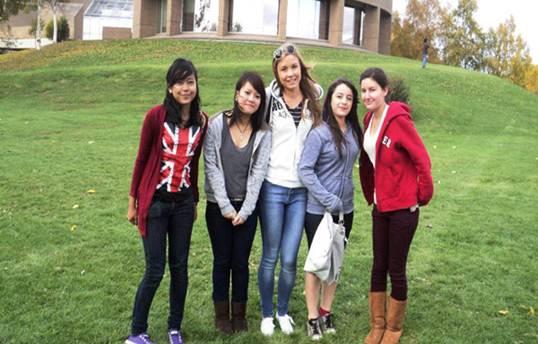 Học gì sau chương trình giao lưu văn hóa tại Mỹ