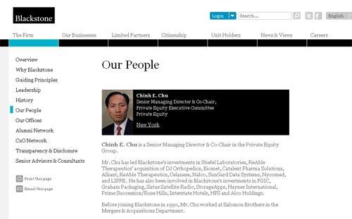 Doanh nhân gốc Việt muốn 'nuốt gọn' hãng Dell