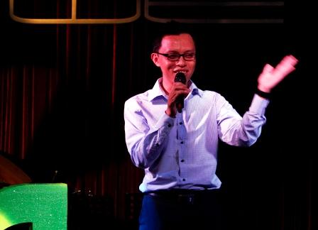 Anh Lê Ngọc Duy Thắng là thành viên tham gia sáng lập CLB cựu du học sinh Việt Nam tại Hoa Kỳ.