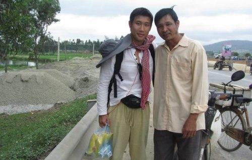 Chàng trai Mỹ hối thúc thanh niên Việt dám nghĩ dám làm