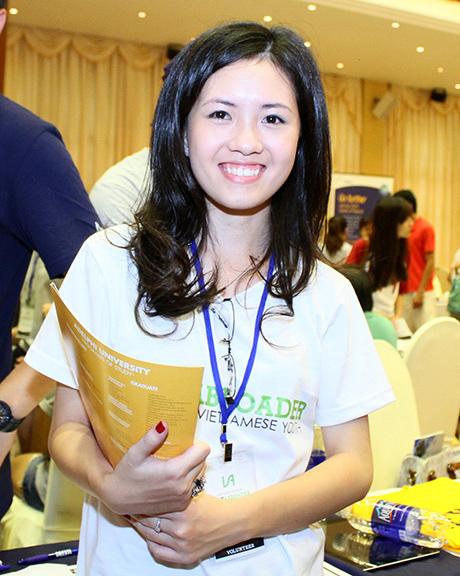 Thành viên điều phối của Viet Abroader cũng là tân SV ĐH Drexel