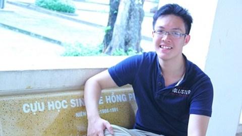 9X Việt Du học mỹ làm tổng biên tập báo của Đại học Mỹ