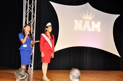 Người Mỹ gốc Việt đoạt danh hiệu Miss Spirit-New Jersey
