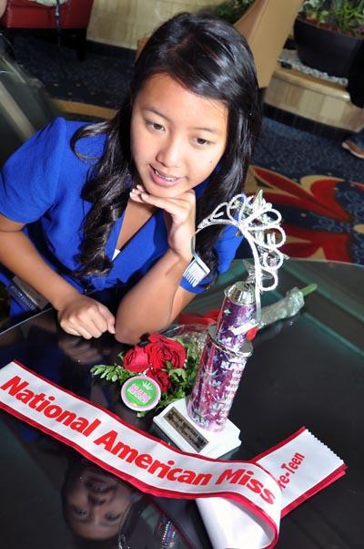 Miss Spirit-New Jersey Cô bé 12 tuổi người Mỹ gốc Việt