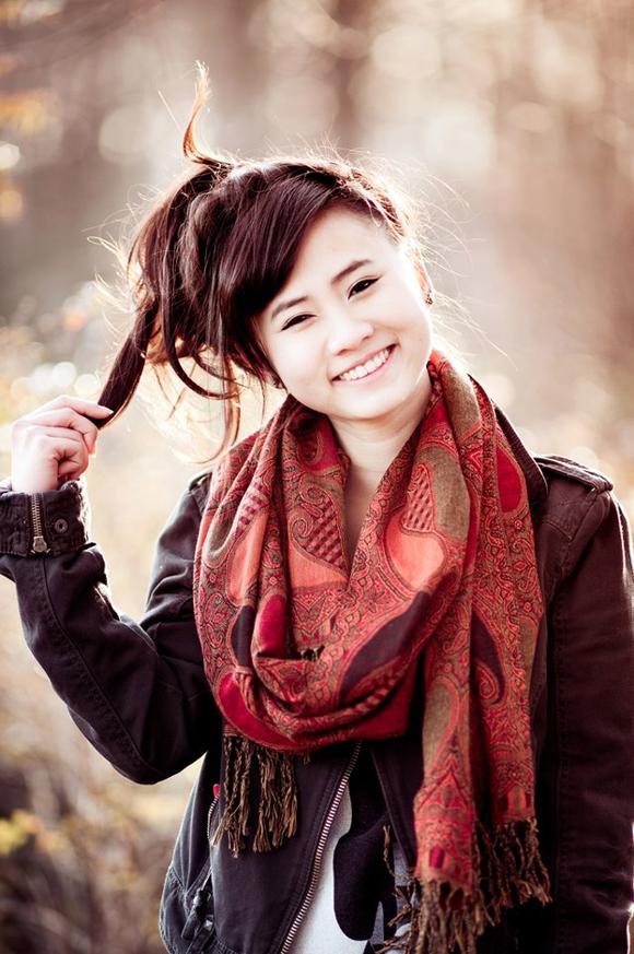 Du học mỹ - Cô gái Việt xinh đẹp 9 năm học tại Mỹ