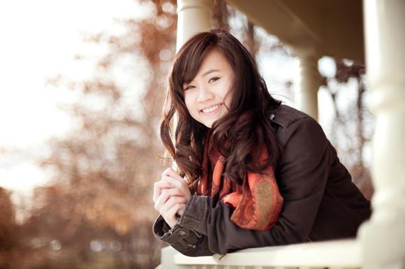 Du học mỹ - Là người năng động, cởi mở, cuộc sống của Dương luôn tràn ngập những màu sắc mới