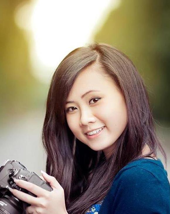 Thùy Dương - cô gái Việt xinh xắn đang sống và học tập ở Mỹ