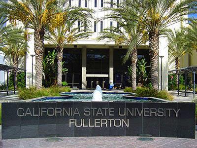 Du học Mỹ có bằng cử nhân Việt Ngữ tại Hoa Kỳ (đại học Cal State Fullerton (CSUF))