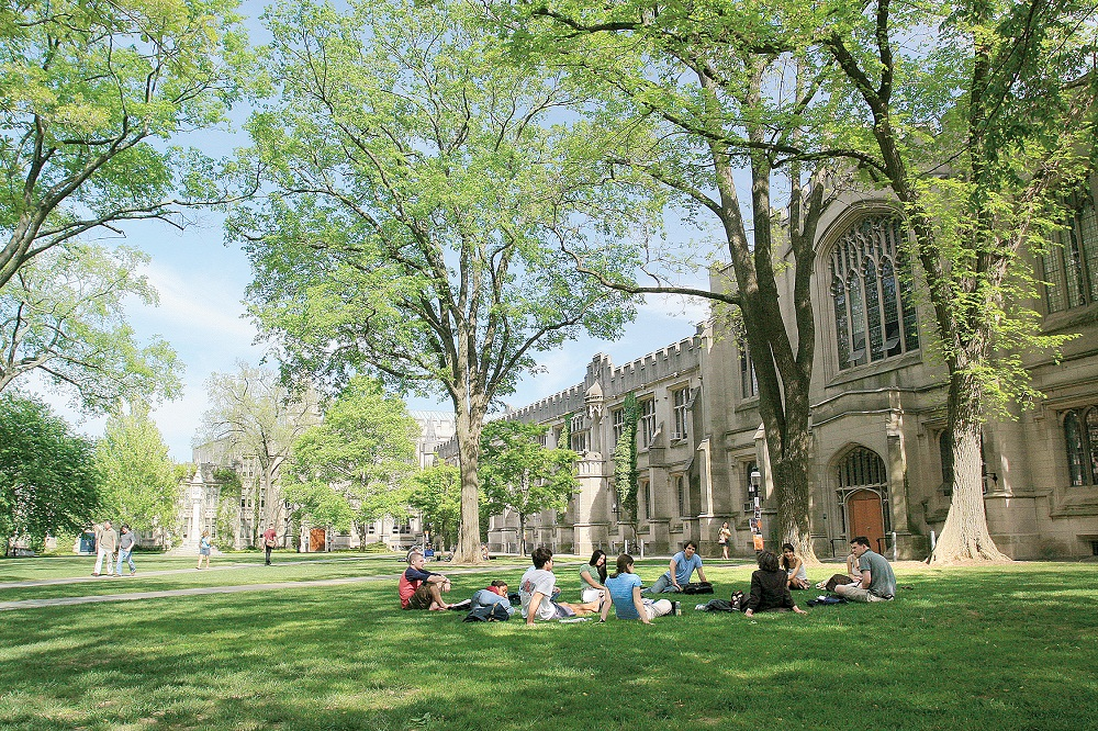 Du học Mỹ. Đại học Princeton đứng đầu về chất lượng giảng dạy tại Mỹ