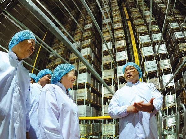 Vinamilk điền tên Việt Nam lên bản đồ ngành sữa thế giới