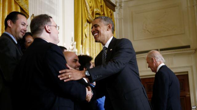 Tổng thống Obama thúc giục Quốc hội thông qua luật cải tổ di trú