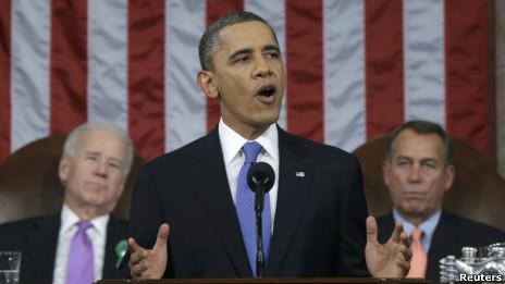 Tổng thống Obama thúc giục Quốc hội thông qua luật cải tổ di trú (Ảnh: minh họa)