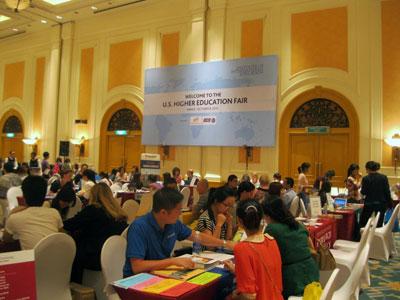 Sinh viên Việt Nam du học Mỹ tiếp tục tăng