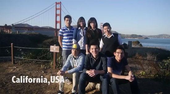 Video chúc Tết độc đáo của du học sinh Việt