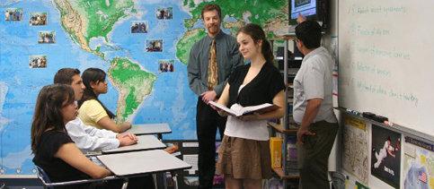 Học bổng đại học, giao lưu văn hóa Mỹ