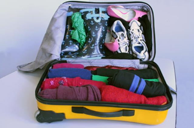 Chuẩn bị hành lý khi đi du học Mỹ