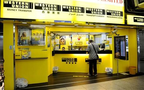 Western Union Làm thế nào khi bị mất hộ chiếu