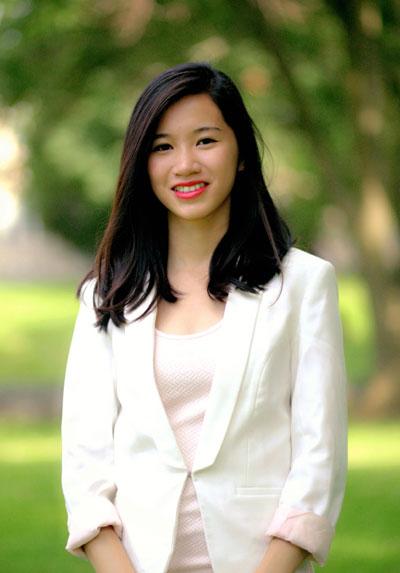 Ðan Nguyễn Nữ sinh gốc Việt được IREM chọn làm 'Sinh Viên Của Năm'