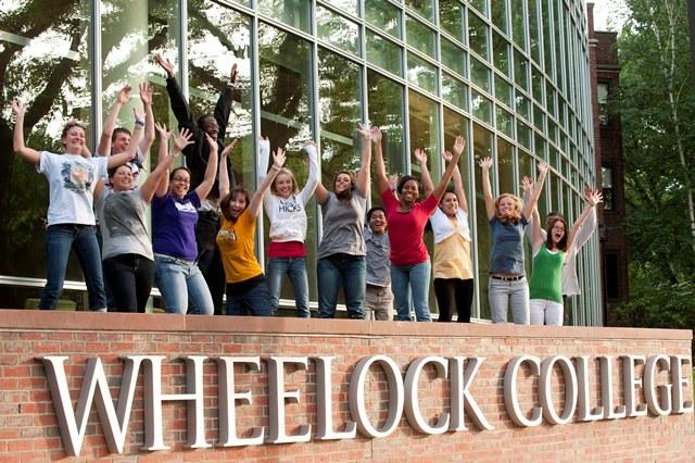 Chương trình OnCampus Boston tại trường đại học Wheelock College
