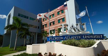 du học tại trường đại học Florida Atlantic