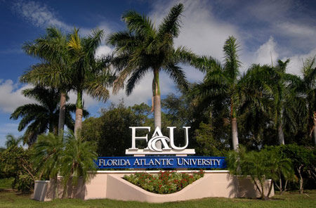 Cơ hội nhận học bổng Mỹ đại học Florida Atlantic