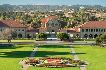 trường đại học Stanford