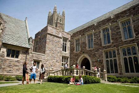 Đại học Princeton, là một viện đại học tư thục tọa lạc ở Princeton, New Jersey, Mỹ