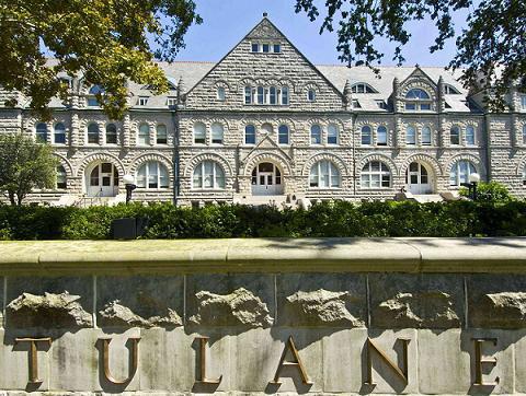 Đại học Tulane ở New Orleans nổi tiếng là trường chọn lọc khắt khe và luôn đảm bảo mỗi ứng viên phải cống hiến cho trường