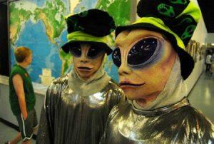 Lễ hội vật thể ngoài hành tinh