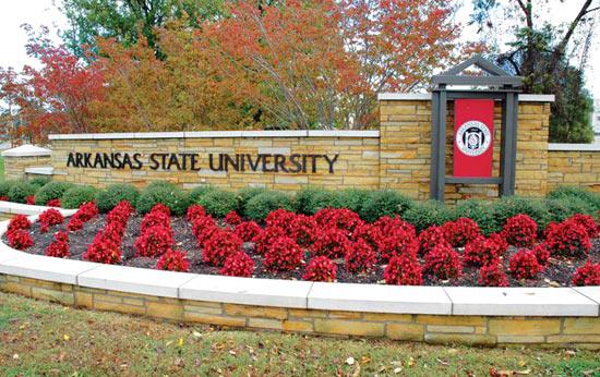 Trường Đại học Arkansas, Mỹ