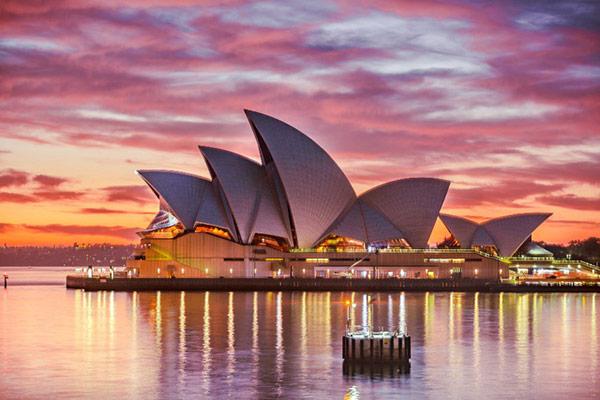 Úc luôn là điểm đến hấp dẫn để định cư cho nhiều người trên thế giới